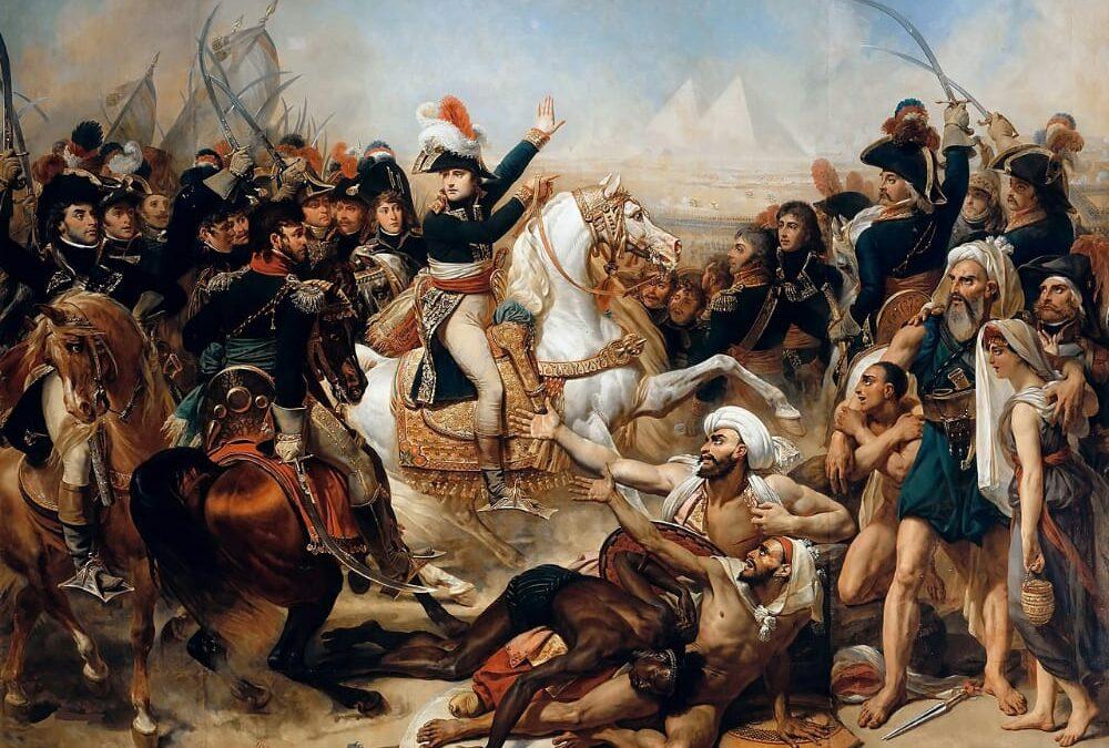 الحمله الفرنسية علي مصر
