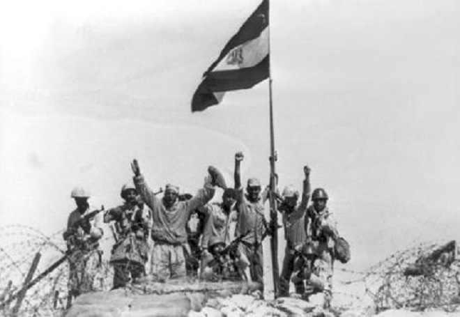 حرب اكتوبر1973..حرب العزة والكرامة