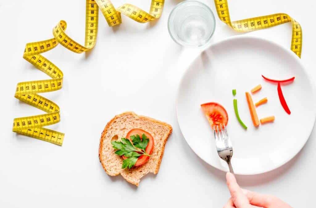 نظام الريجيم لإنقاص الوزن