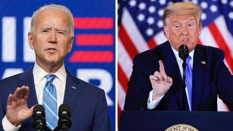 الانتخابات الأمريكية 2020: بايدن يتفوق على ترامب في ولاية بنسلفانيا بينما تتجه جورجيا لإعادة فرز الأصوات