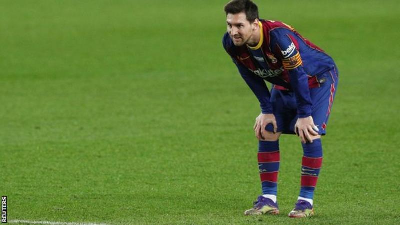 """برشلونة:ليونيل ميسي قال أنه قضى """"أوقاتاً سيئة للغاية"""" في الصيف"""