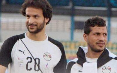 الزمالك يقرر اجراء مسحة كورونا جديدة ل طارق حامد ومحمود علاء