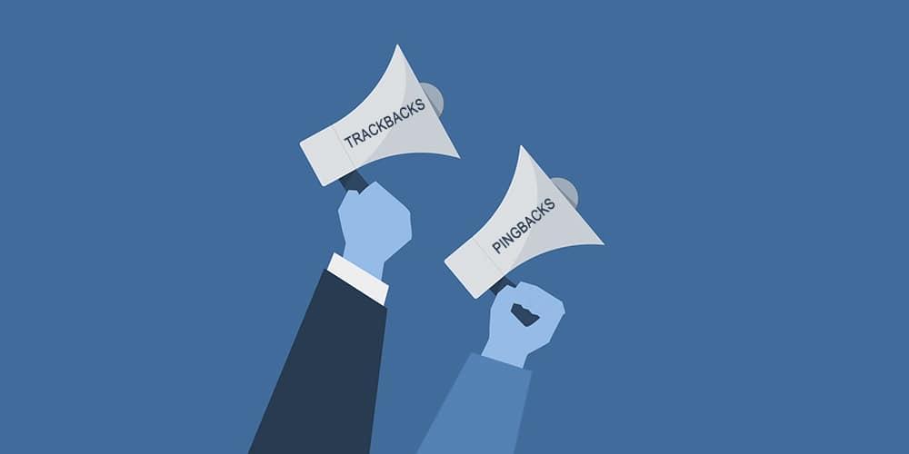 كيفية تمكين وتعطيل pingbacks و trackbacks في WordPress