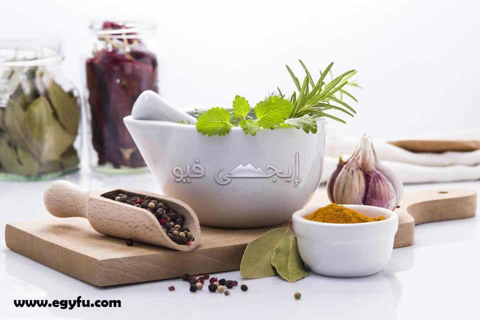 افضل الاعشاب لحرق الدهون وزيادة التمثيل الغذائي