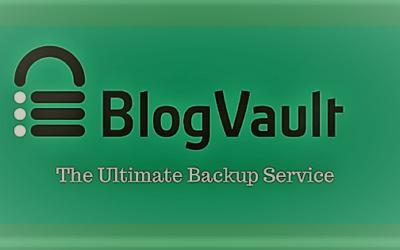 إجراء نسخ احتياطي لموقع WordPress باستخدام BlogVault