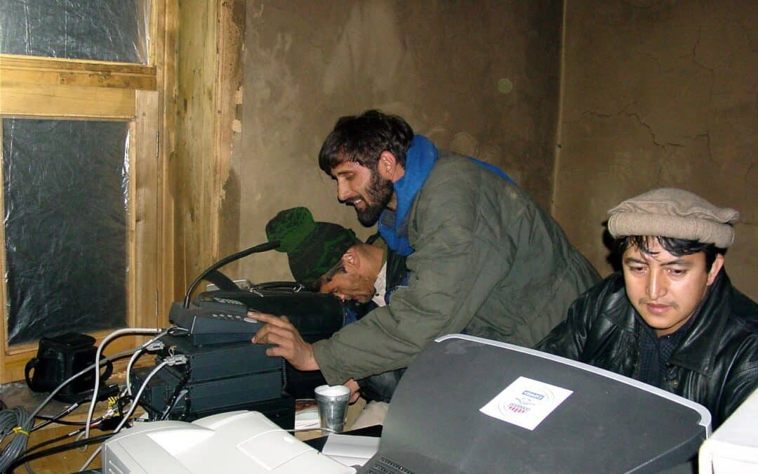 كيف أستغلت طالبان وسائل التواصل الإجتماعي لإستعادة أفغانستان